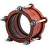 Flexible Collar Ductile Iron 1596-8 8.63-9.80 To 8.63-9.80 Od X 8""